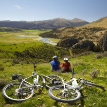 Northern Southland has many mountain bike trails