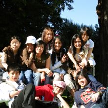 International student group