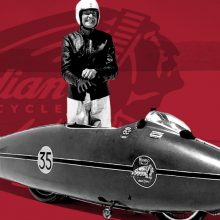 Burt Munro 50th Block