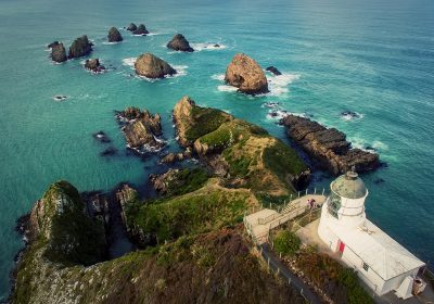 Nugget Point The Catlins