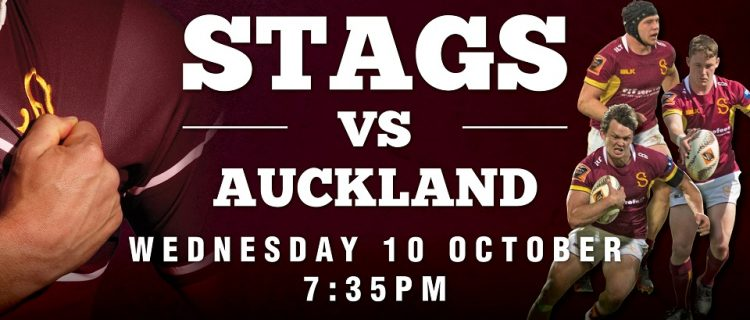 Stags -v- Auckland