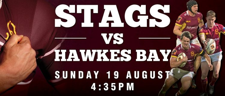 Stags -v- Hawkes Bay