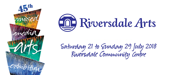 Riversdale Arts 45th Annual Mixed Media Exhibition