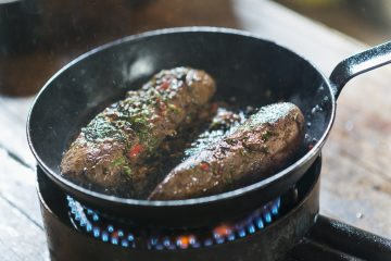 Try delicious fresh game venison in Southland