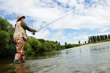 The world's best dry fly fishing rivers are in Southland