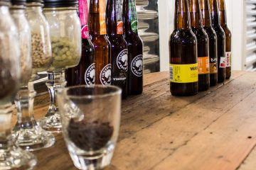 Try delicious craft beer at Invercargill Brewery