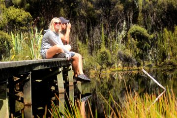 Lake Wilkie is a hidden gem of The Catlins coast