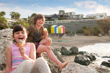 Southland is a great place for a fun family holiday