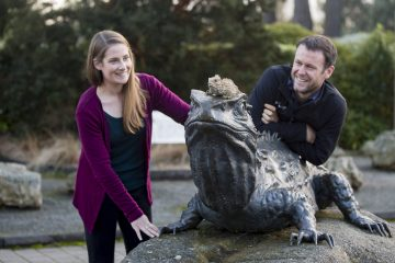 See live Tuatara at the Southland Museum and Art Gallery in Invercargill