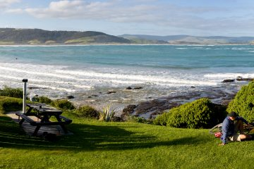 The Catlins is a great place to go camping in Southland