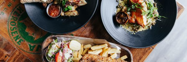Food at The Grille - Invercargill
