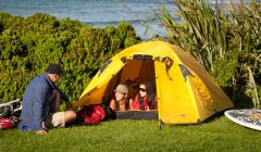 Catlins Accommodation - Camping