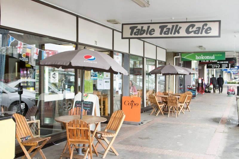 Table Talk Cafe