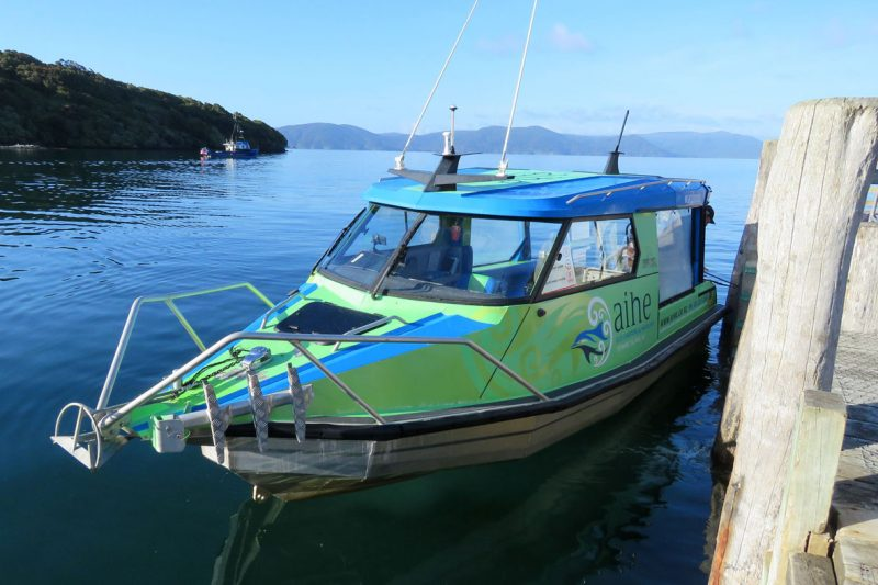 Aihe Wildlife Cruises & Water Taxi for Freshwater River