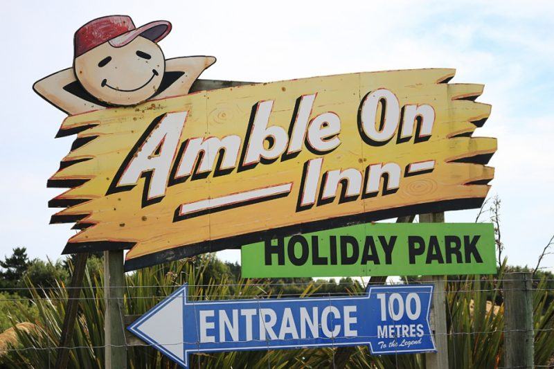 Amble On Inn