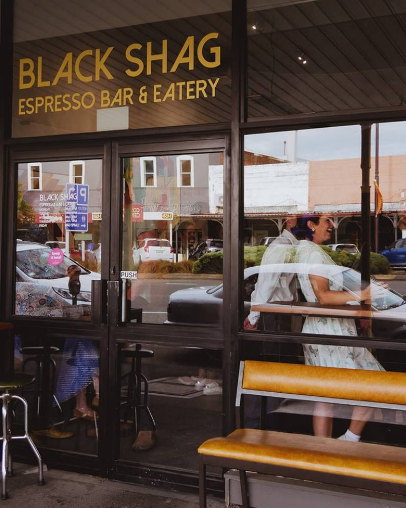 Black Shag Espresso and Eatery Invercargill