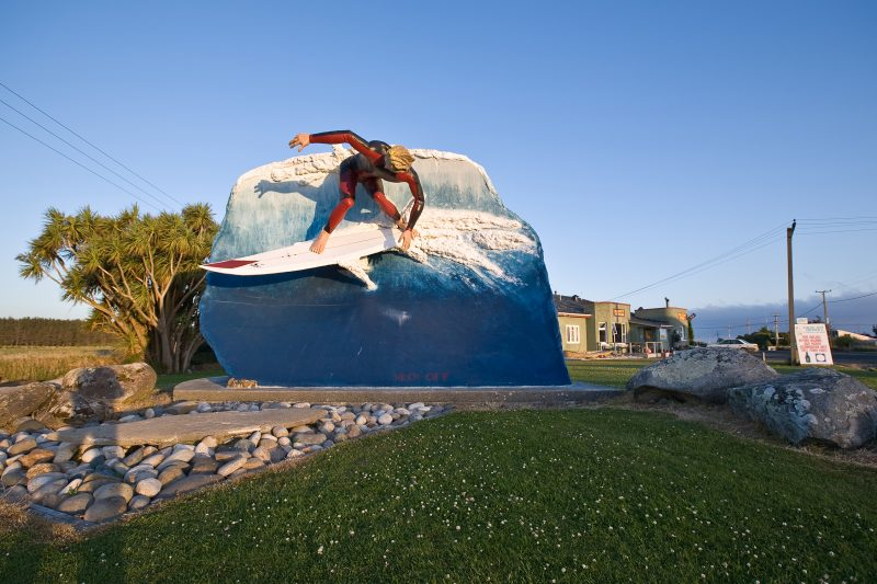Colac Bay Surf Sculpture