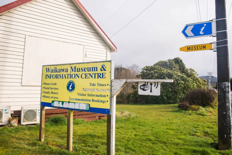 Waikawa Museum and Information Centre