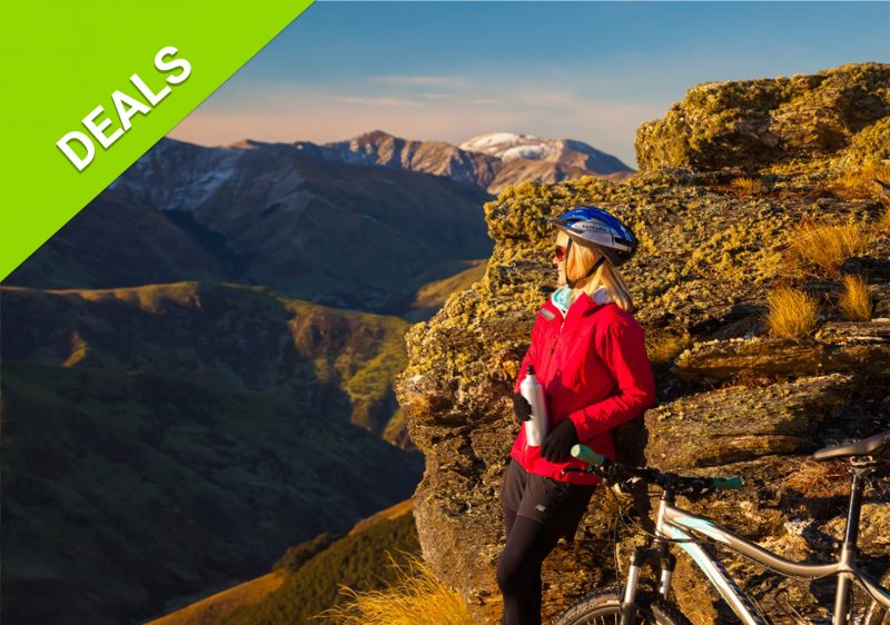 DEAL - Welcome Rock Trails
