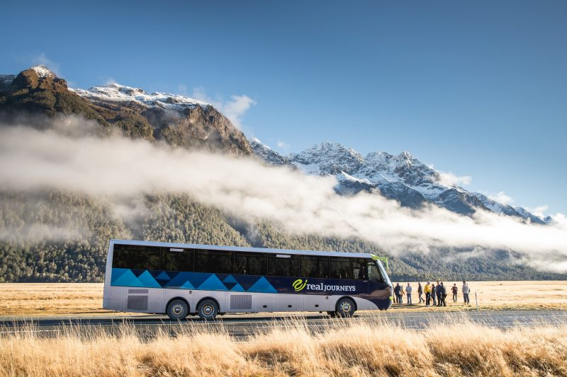 Real Journeys - Coach & Milford Sound Day Cruises