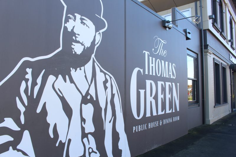 The Thomas Green