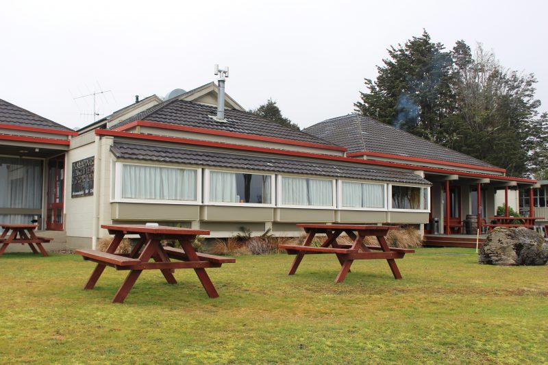 Manapouri Lakeview Cafe & Bar