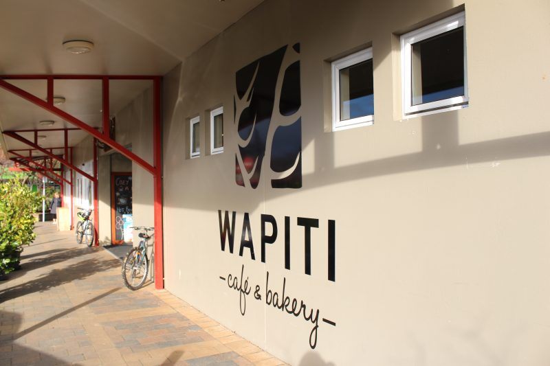 Wapiti Cafe & Bakery