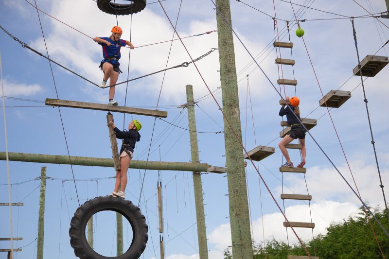 Adventure Southland Ropes Course