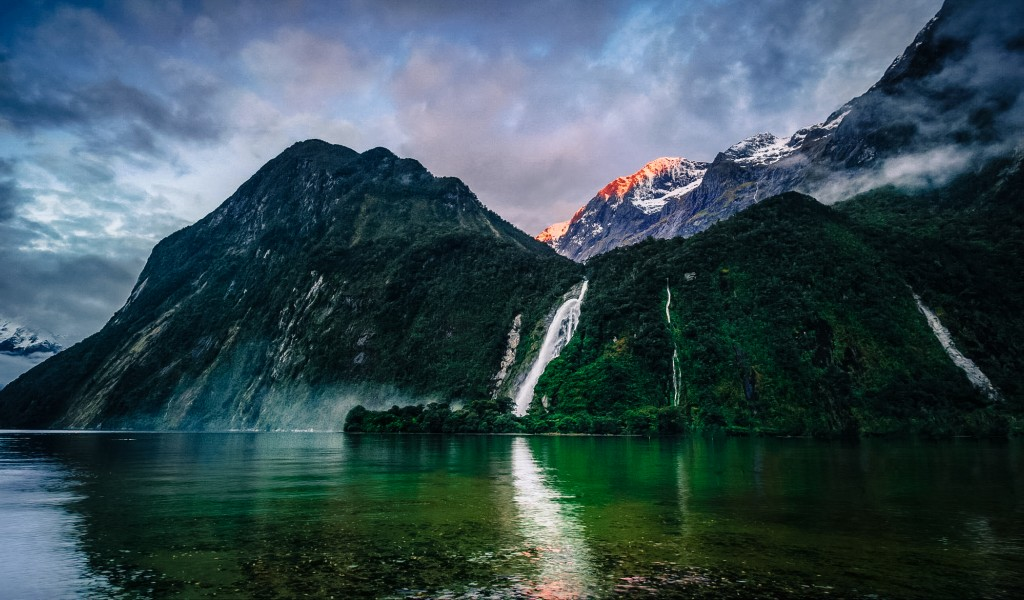 Image result for Fiordland