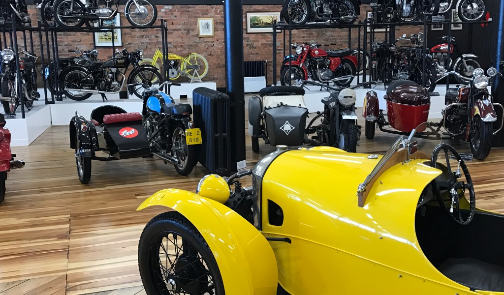 Invercargill - Motorcycle Mecca