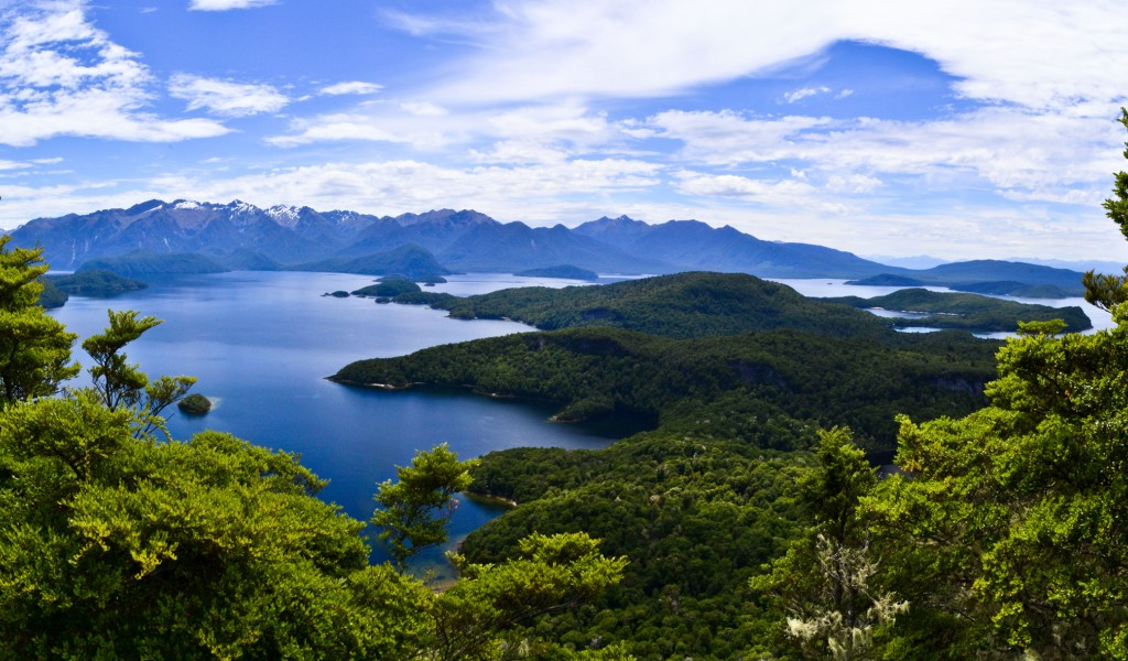 Lake Manapouri, Fiordland National Park
