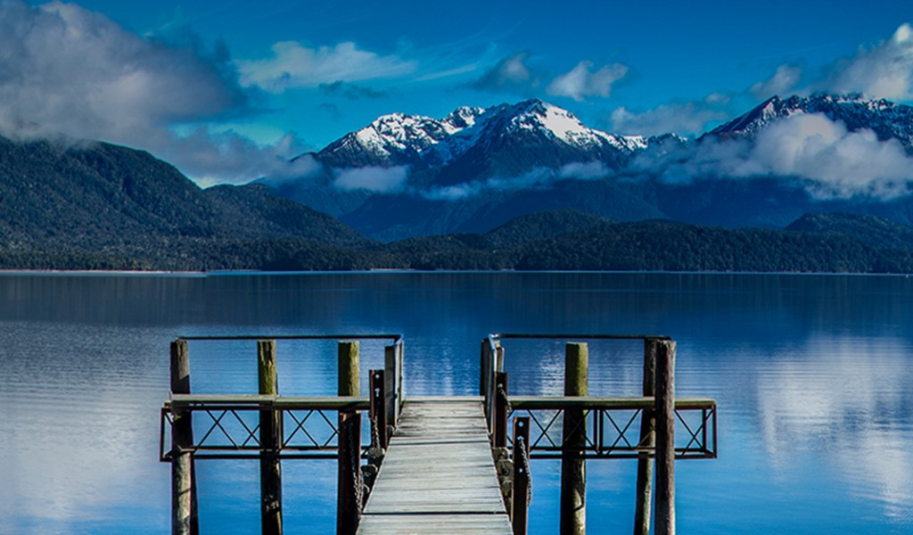 Lakes & Sounds in Fiordland