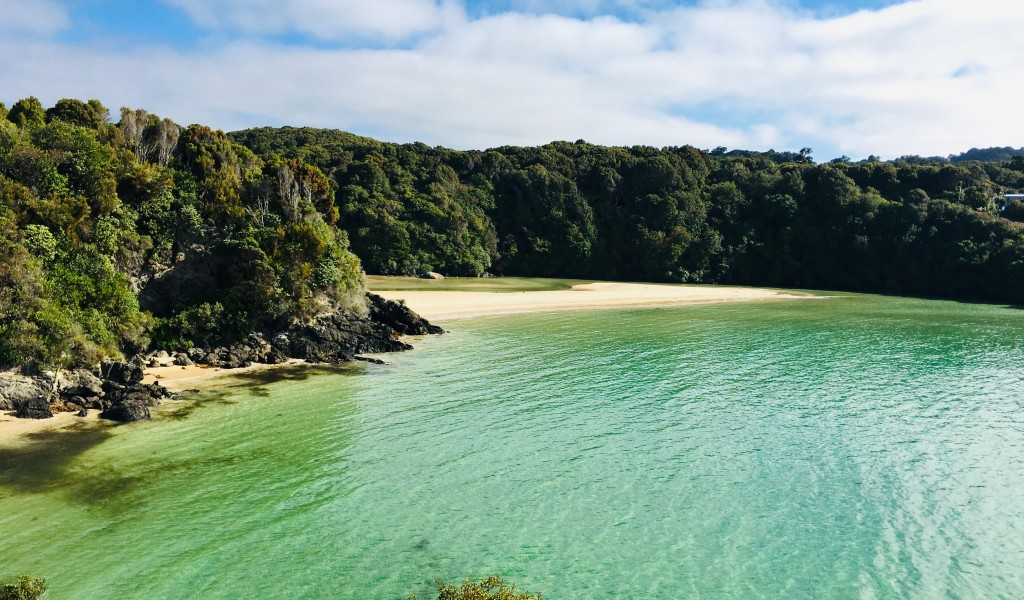 Stewart Island - Bathing Beach