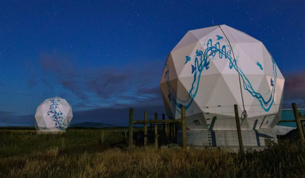 Awarua Satellite Tracking Station