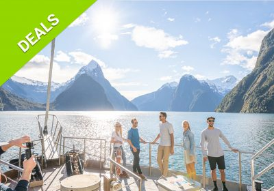 Milford Sound Day Cruises