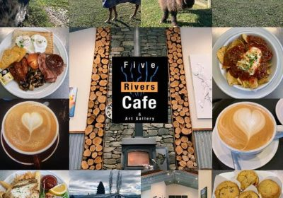 Five Rivers Cafe - Food - Northern Southland