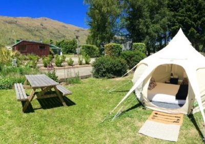 Kingston Holiday Park - Glamping