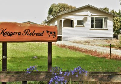 Kaiwera Retreat - Accommodation - Eastern Southland