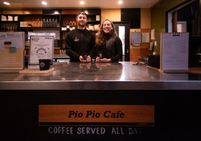 Pio Pio Cafe - Food - Fiordland