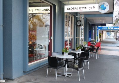 Global Byte Cafe