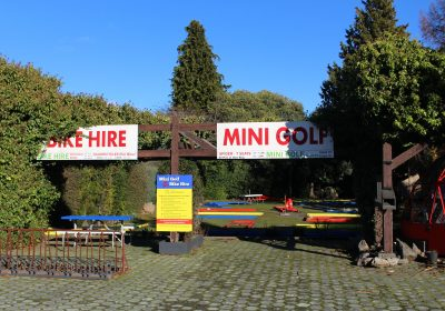 Te Anau Mini Golf & Bike Hi